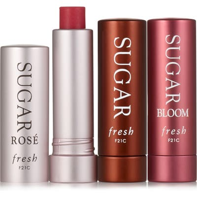 Fresh Travel Size Sugar Lip Treatment Spf 15 Set