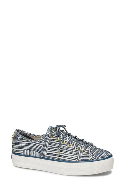 Image of Keds Triple Kick Jungalow Sneaker