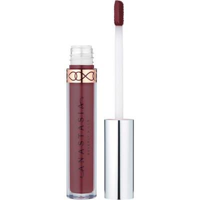 Anastasia Beverly Hills Liquid Lipstick - Poet