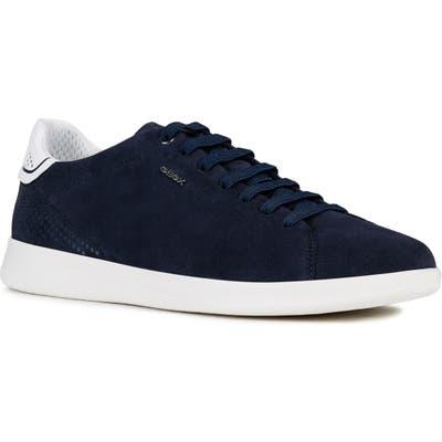 Geox Kennet Tennis Sneaker, Blue