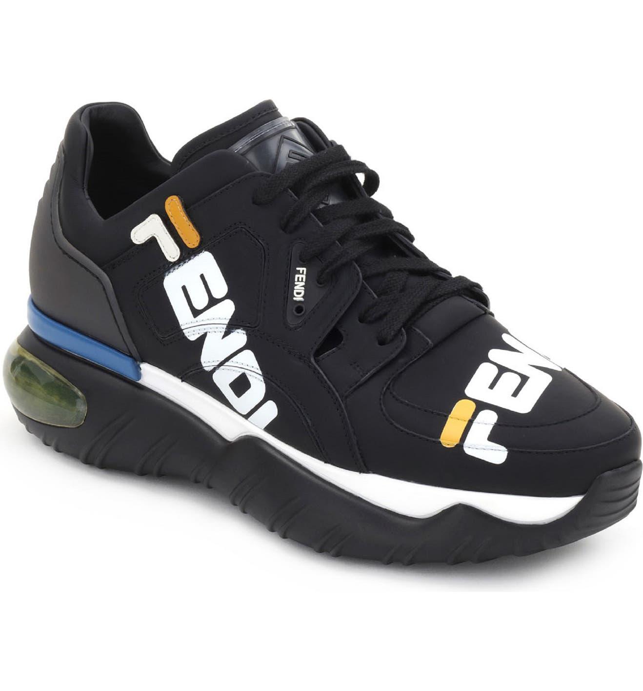 266e3e698 Fendi x FILA Mania Logo Sneaker (Women) | Nordstrom