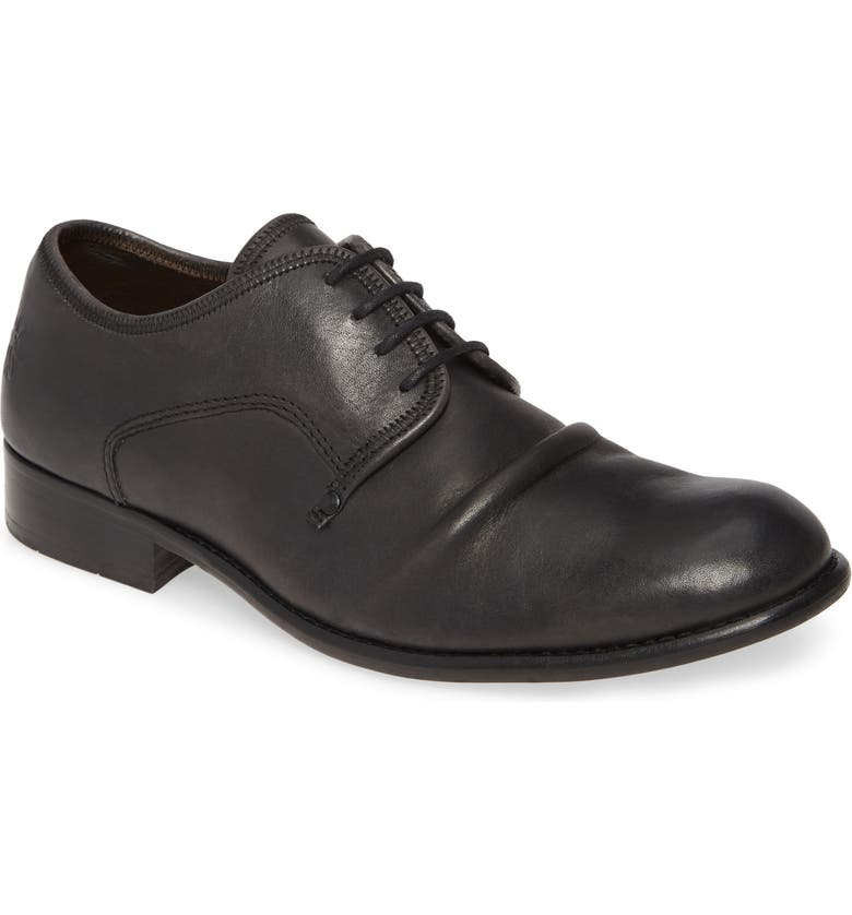 FLY LONDON West Derby, Main, color, BLACK WASHED LEATHER