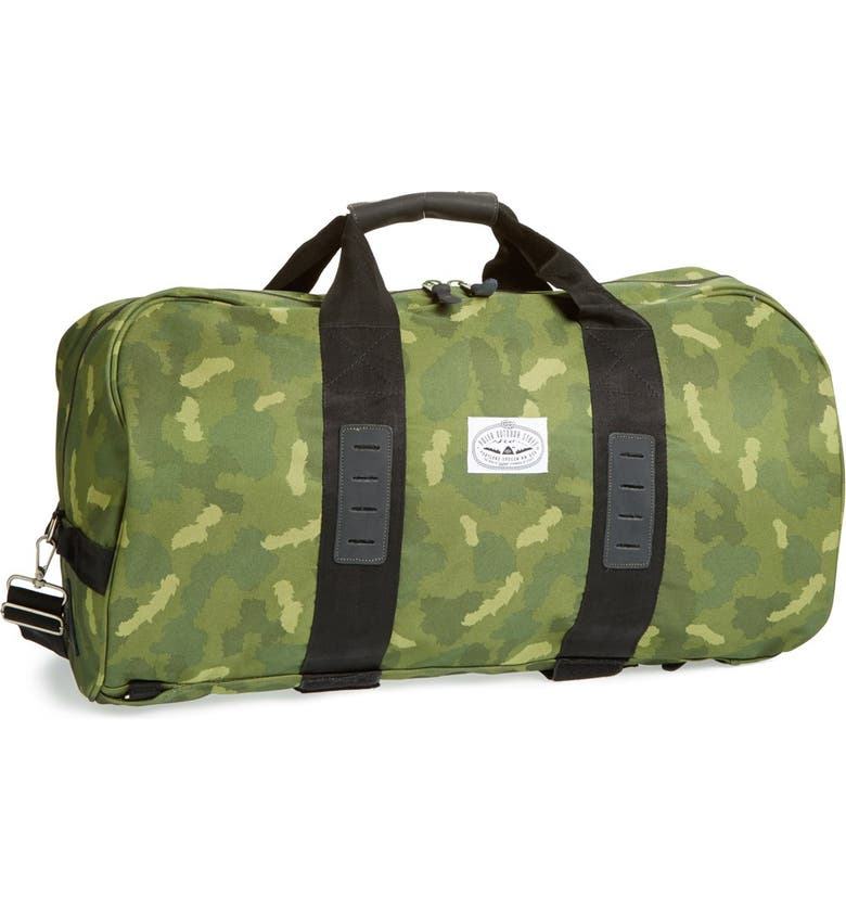 POLER STUFF 'Duffaluffagus' Duffel Bag, Main, color, 365