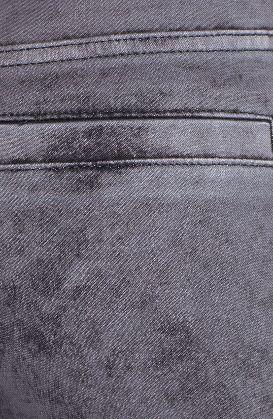 ,                             'Mya' Acid Washed Cargo Skinny Jeans,                             Alternate thumbnail 3, color,                             251