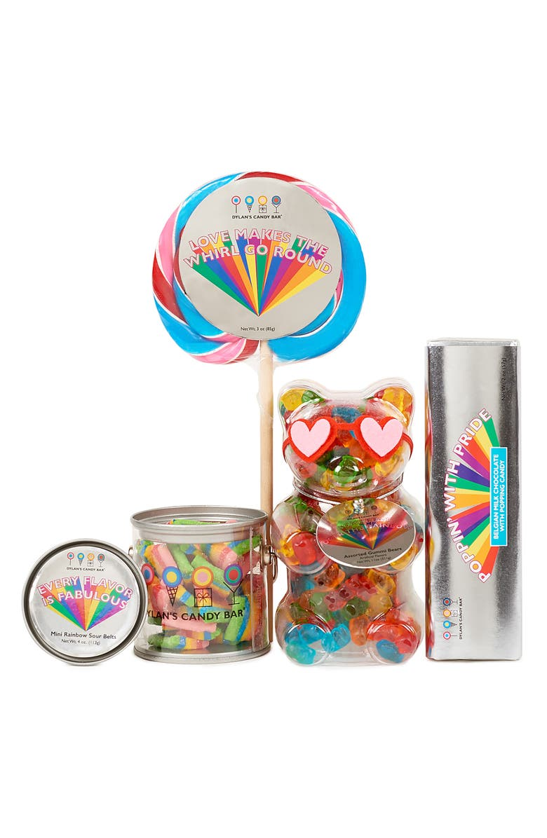 DYLAN'S CANDY BAR 2019 Pride Candy Collection, Main, color, MULTI
