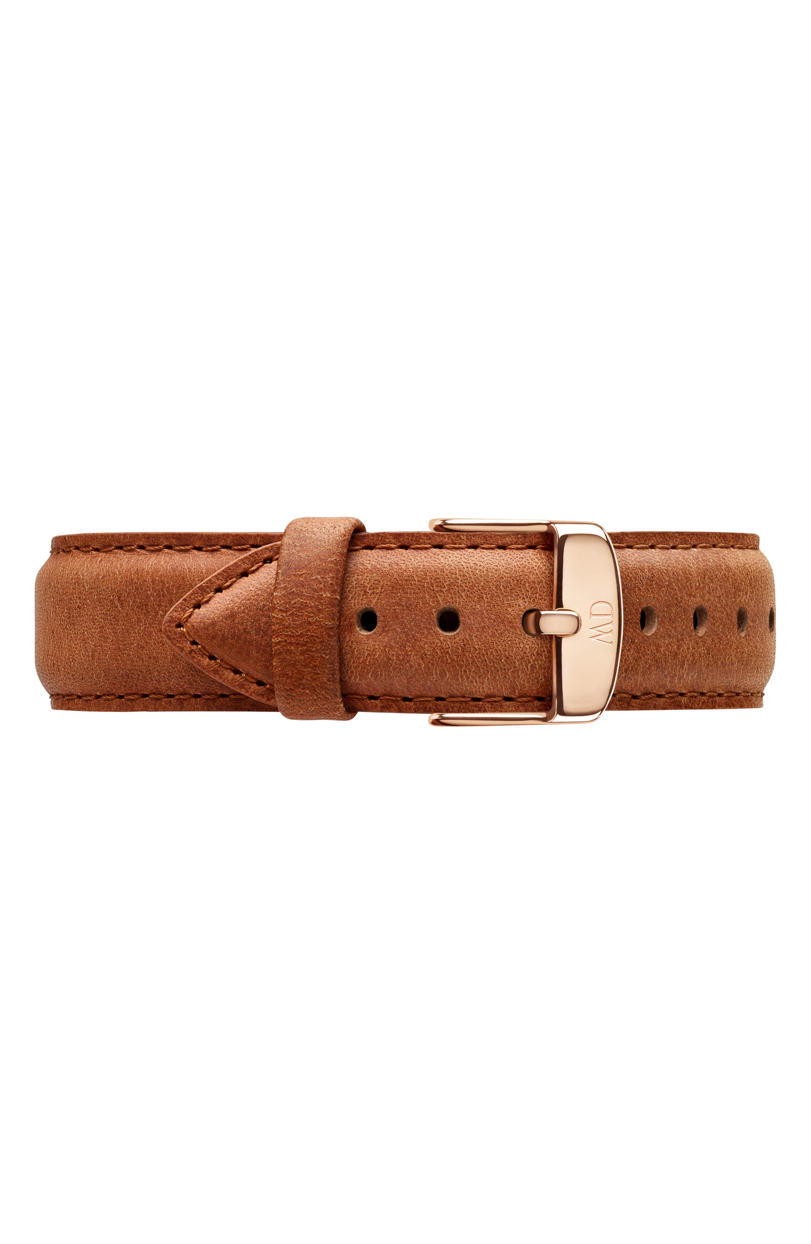 18mm Classic Durham Leather Watch Band