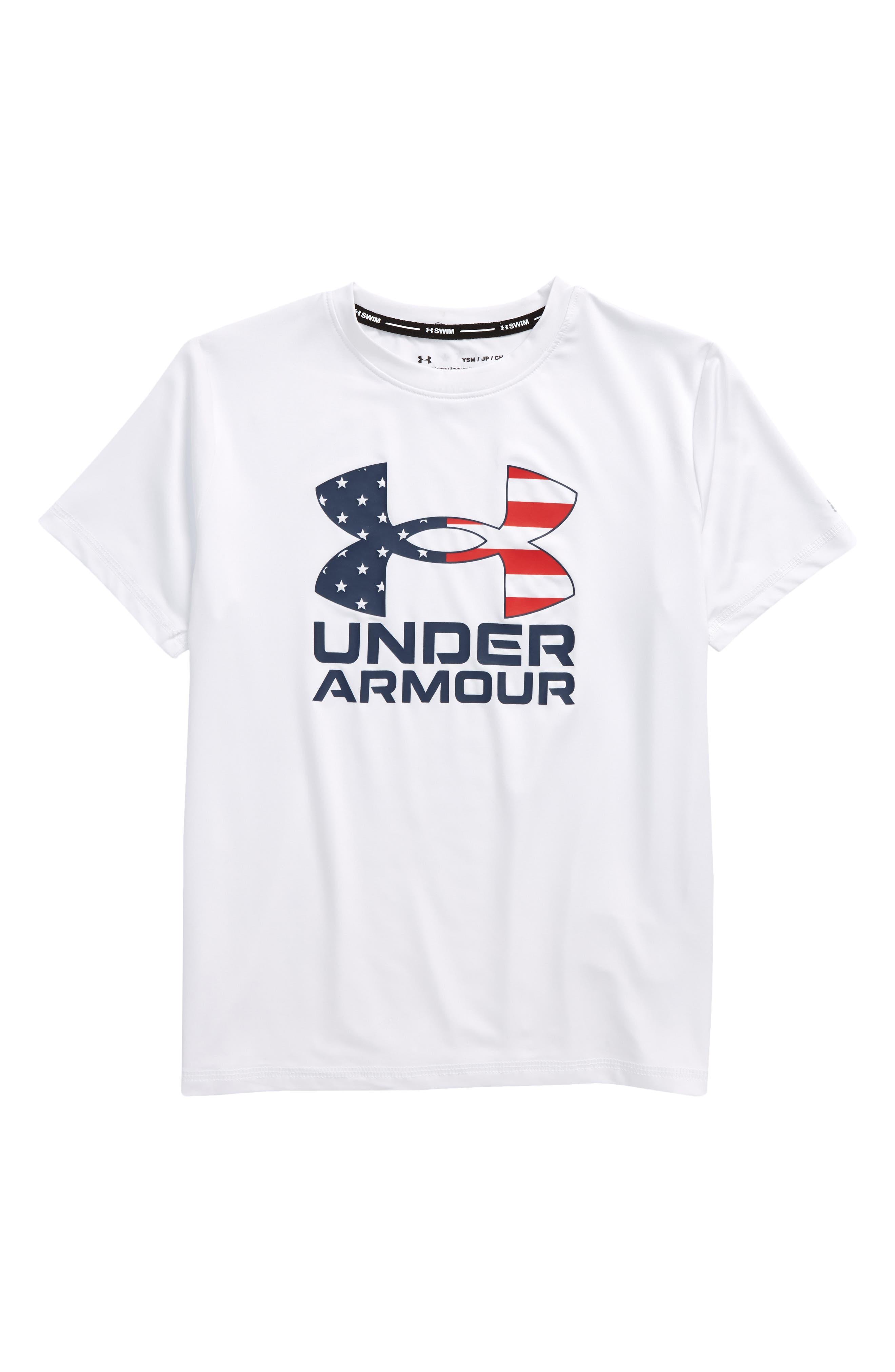 Under Armour Boys UA Americana Icon Twist Set