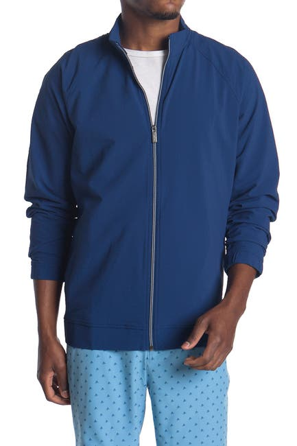 Image of adidas Zip Front Golf Jacket