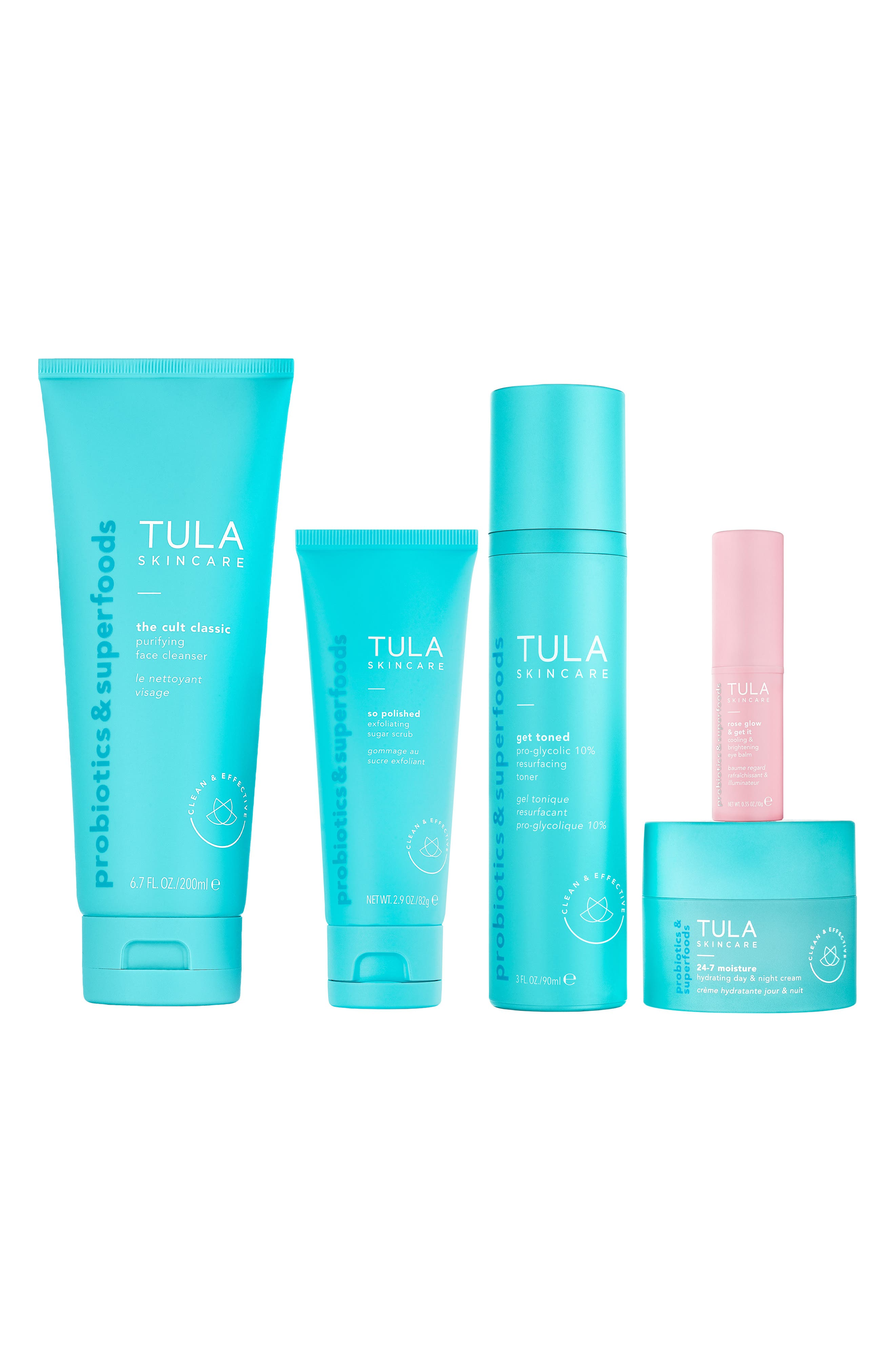 Glow Starts Here Full Size Skin Essentials Set | Nordstrom