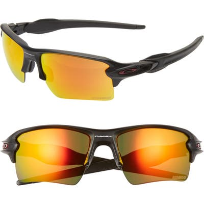 Oakley Nfl Flak 2.l 5m Polarized Sunglasses - Washington Redskins