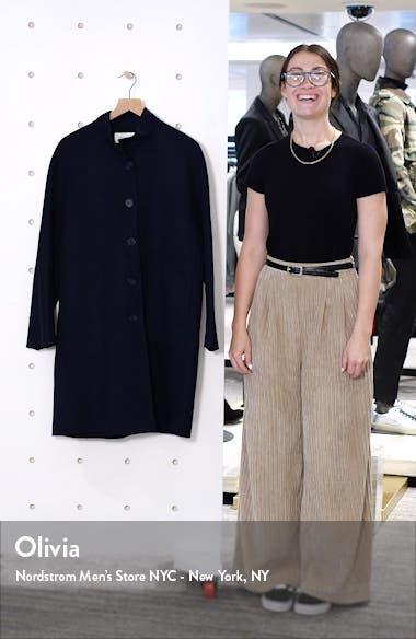 Wool & Cashmere Coat, sales video thumbnail