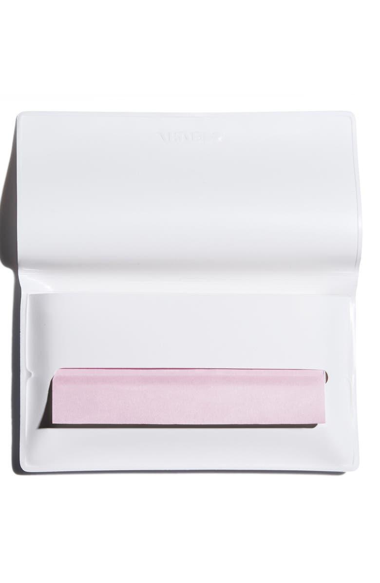 SHISEIDO Oil-Control Blotting Paper, Main, color, NO COLOR