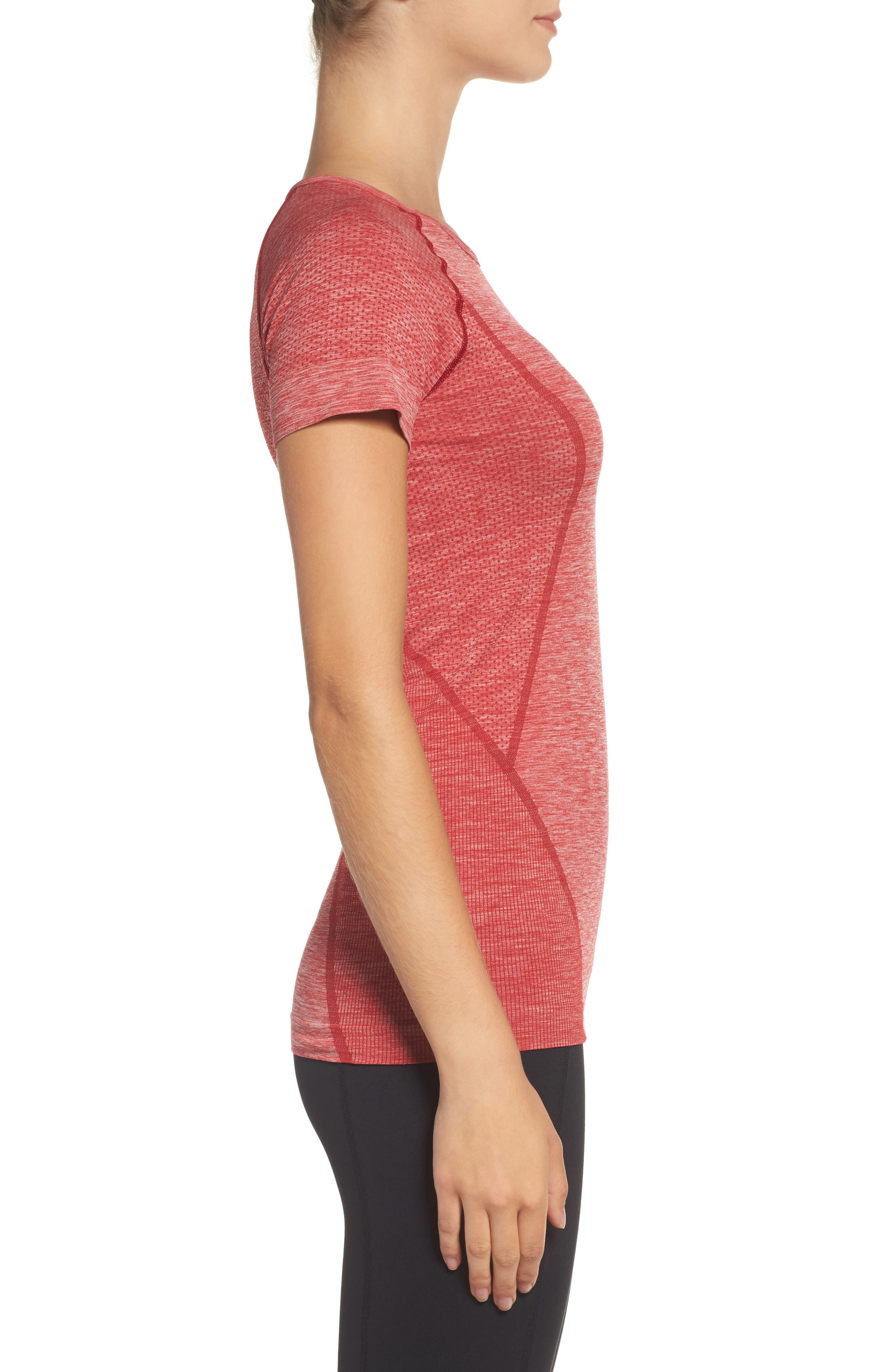 ,                             Stand Out Seamless Training Tee,                             Alternate thumbnail 79, color,                             601