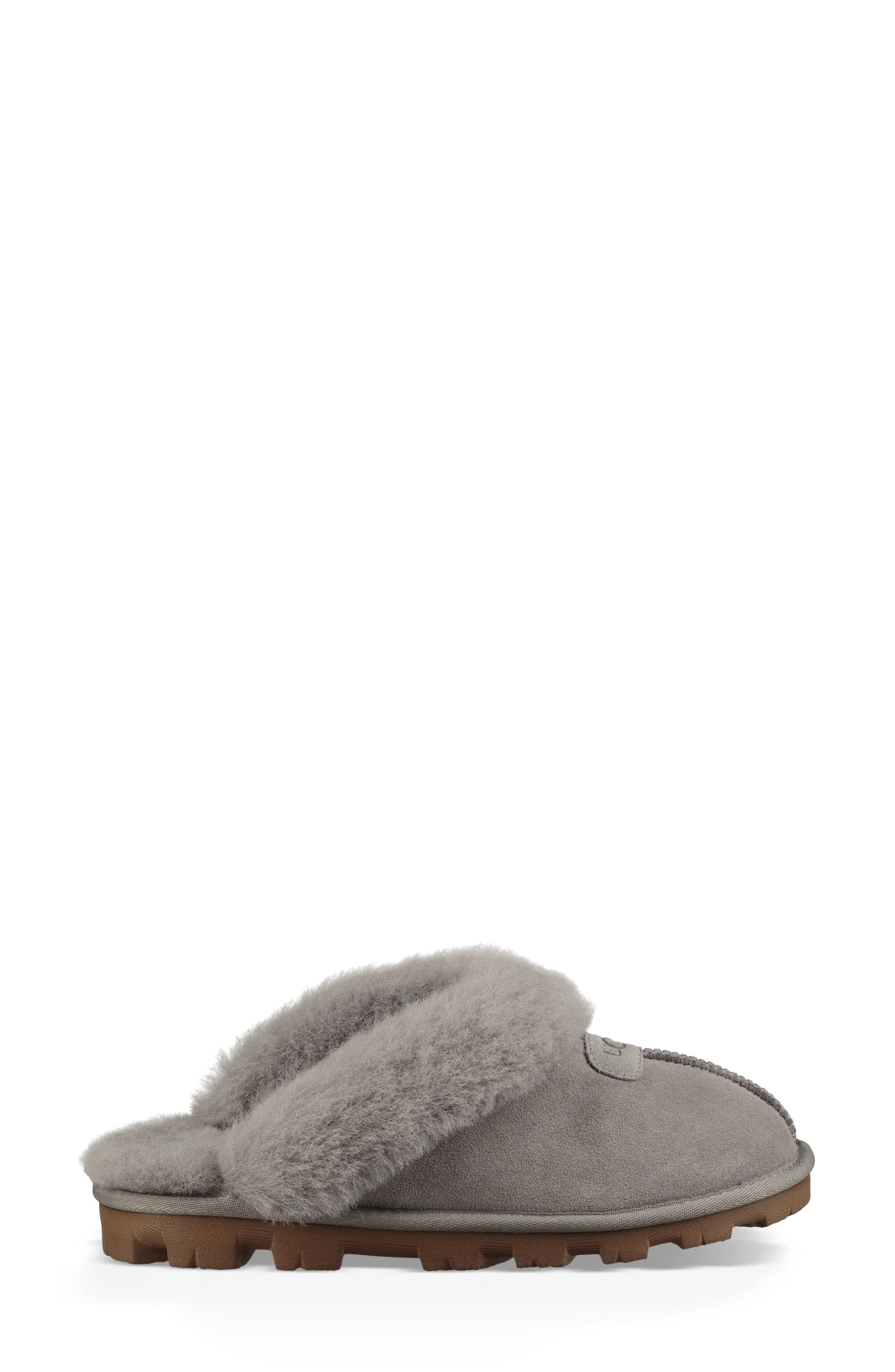 ,                             Genuine Shearling Slipper,                             Alternate thumbnail 55, color,                             024