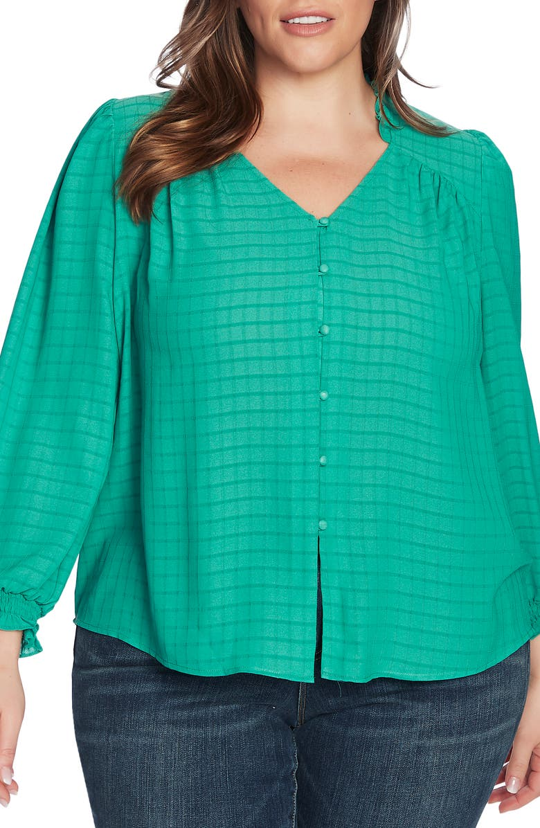 1.STATE Button Front Top, Main, color, FRESH GRASS