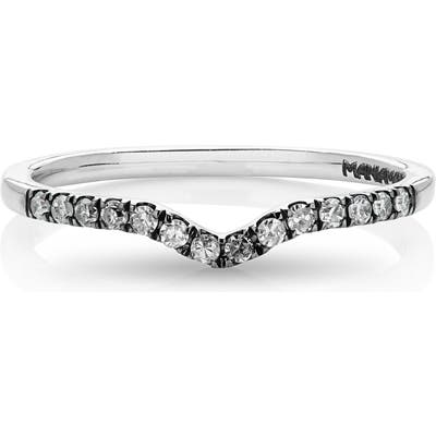 Maniamania Unity Diamond Band Ring