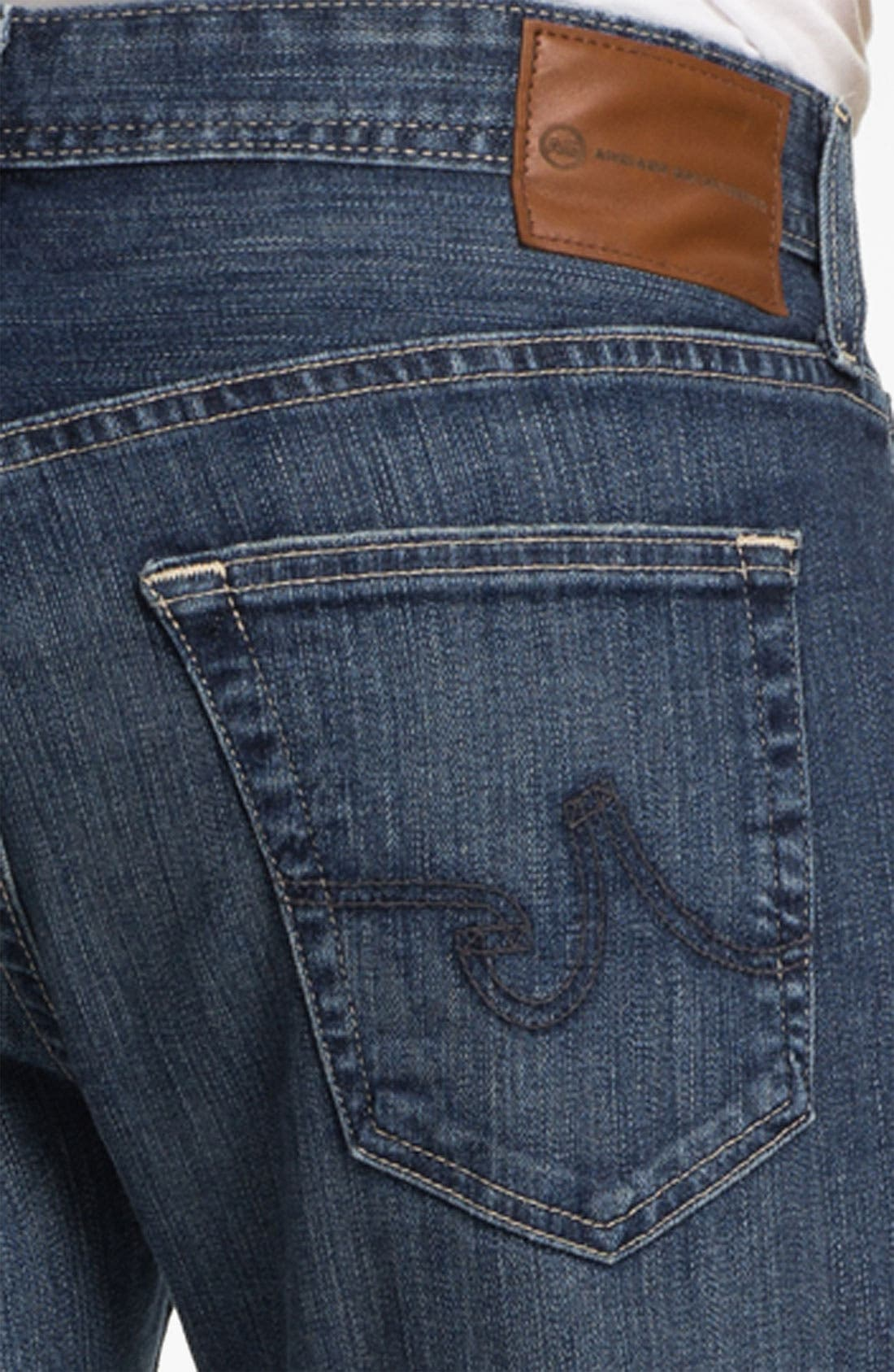 ,                             'Protégé' Straight Leg Jeans,                             Alternate thumbnail 35, color,                             428