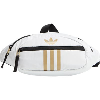 Adidas Originals Sst 50 Belt Bag - White