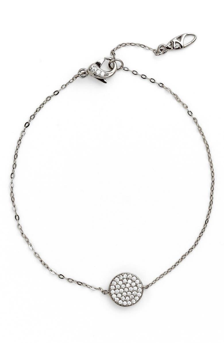 NADRI 'Geo' Station Bracelet, Main, color, 001