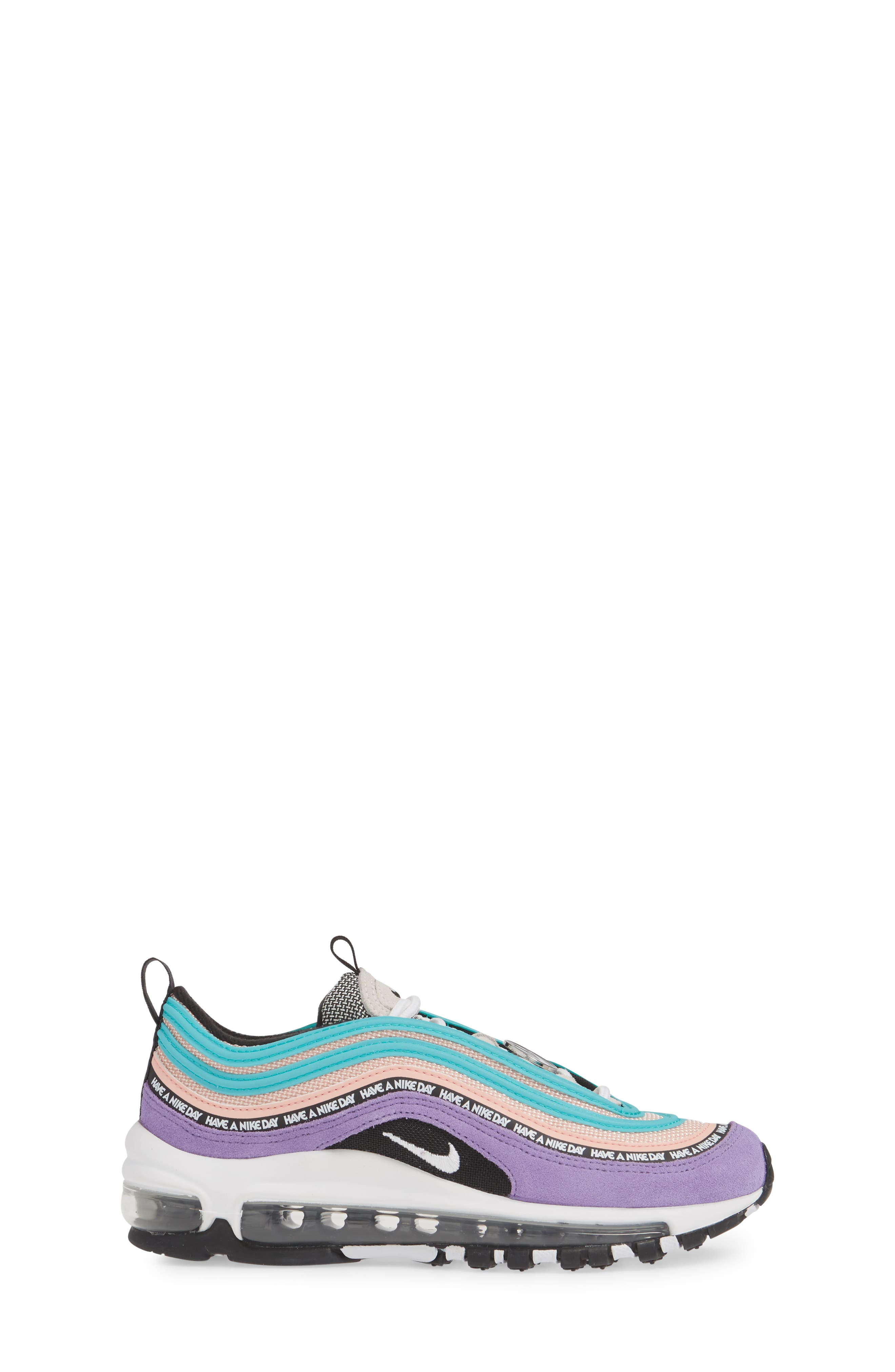 ,                             Air Max 97 SE Have a Nike Day Sneaker,                             Alternate thumbnail 3, color,                             500