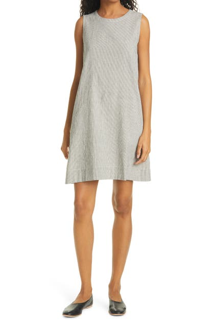 Eileen Fisher SLEEVELESS A-LINE DRESS