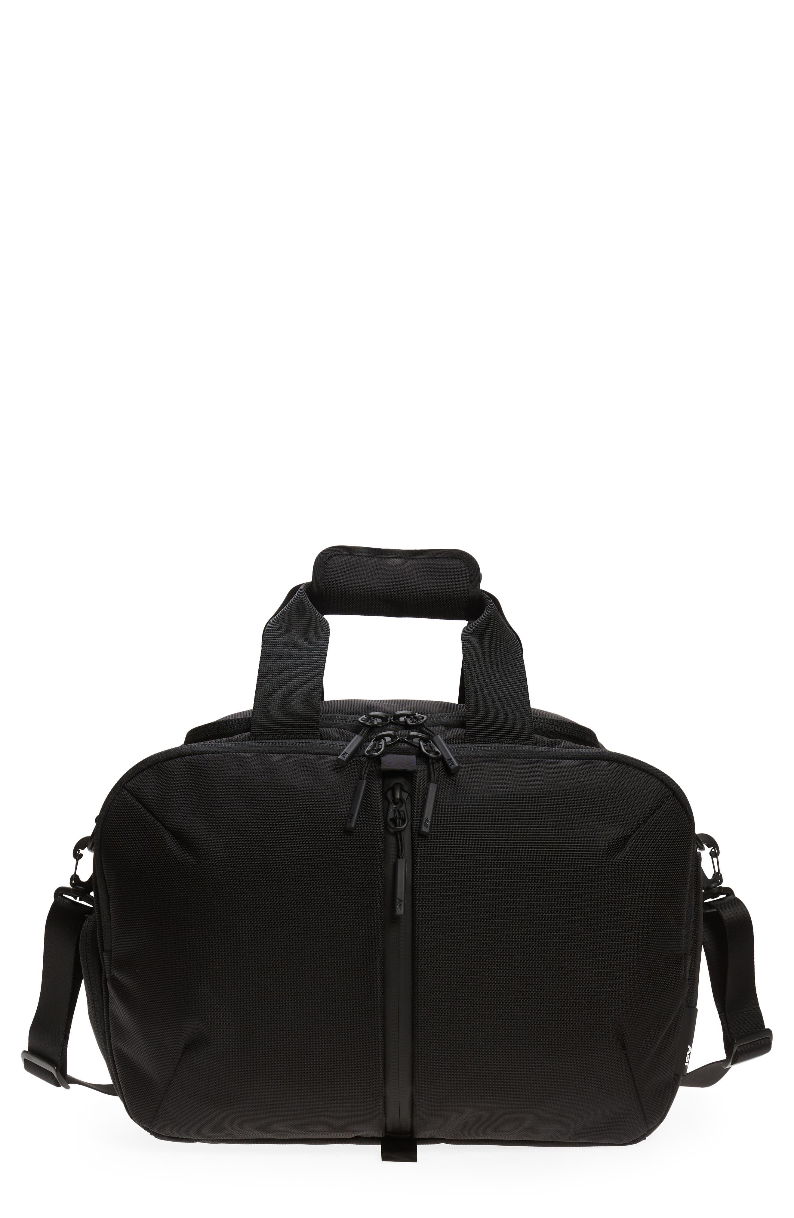 Water Resistant Nylon Gym Duffle Bag