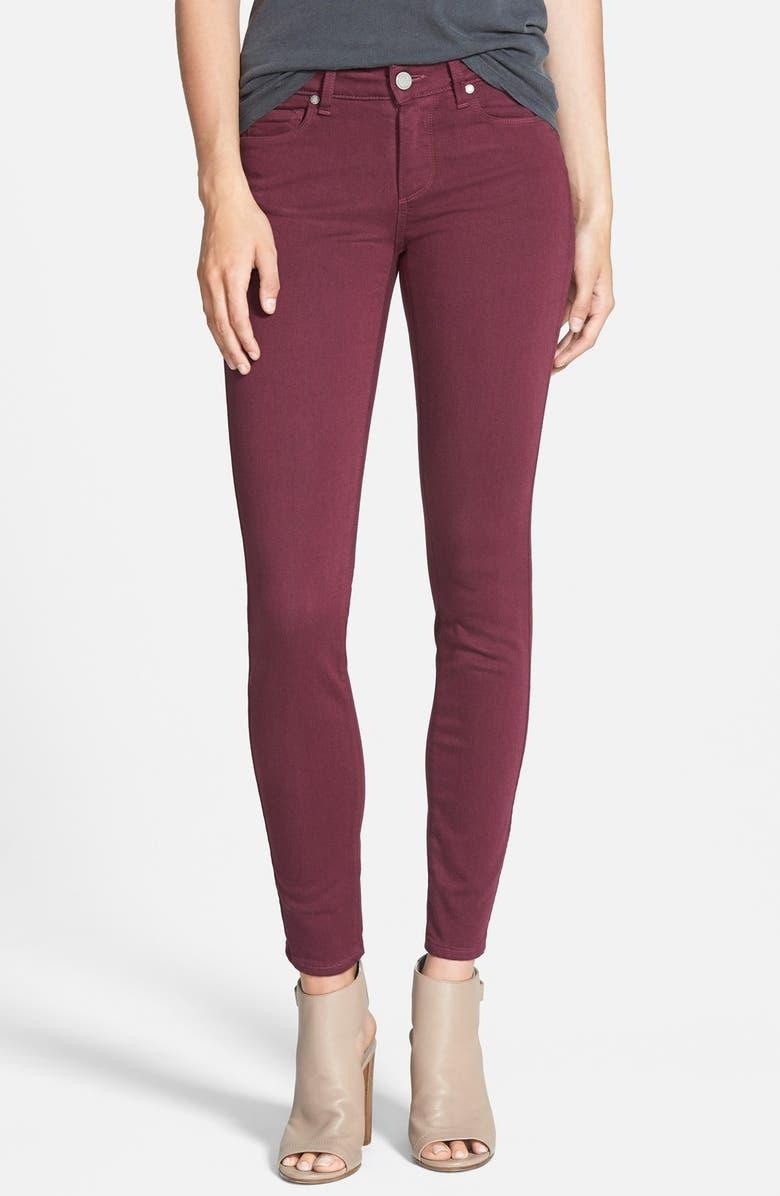 PAIGE Denim 'Transcend - Verdugo' Ultra Skinny Jeans, Main, color, 930