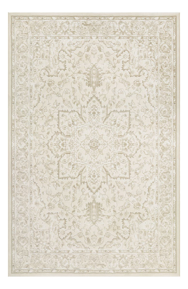 COURISTAN Siena Rug, Main, color, CHAMPAGNE