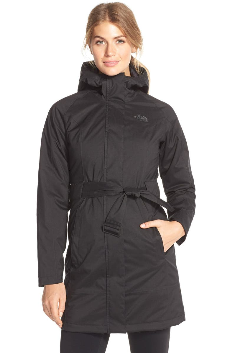 THE NORTH FACE Insulated 'Montlake' Jacket, Main, color, 001