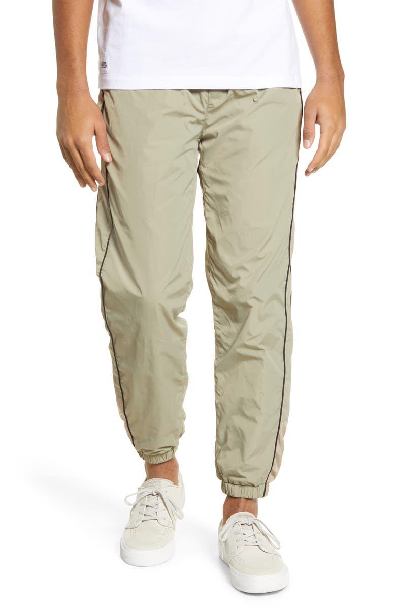 NATIVE YOUTH Nylon Track Pants, Main, color, 200