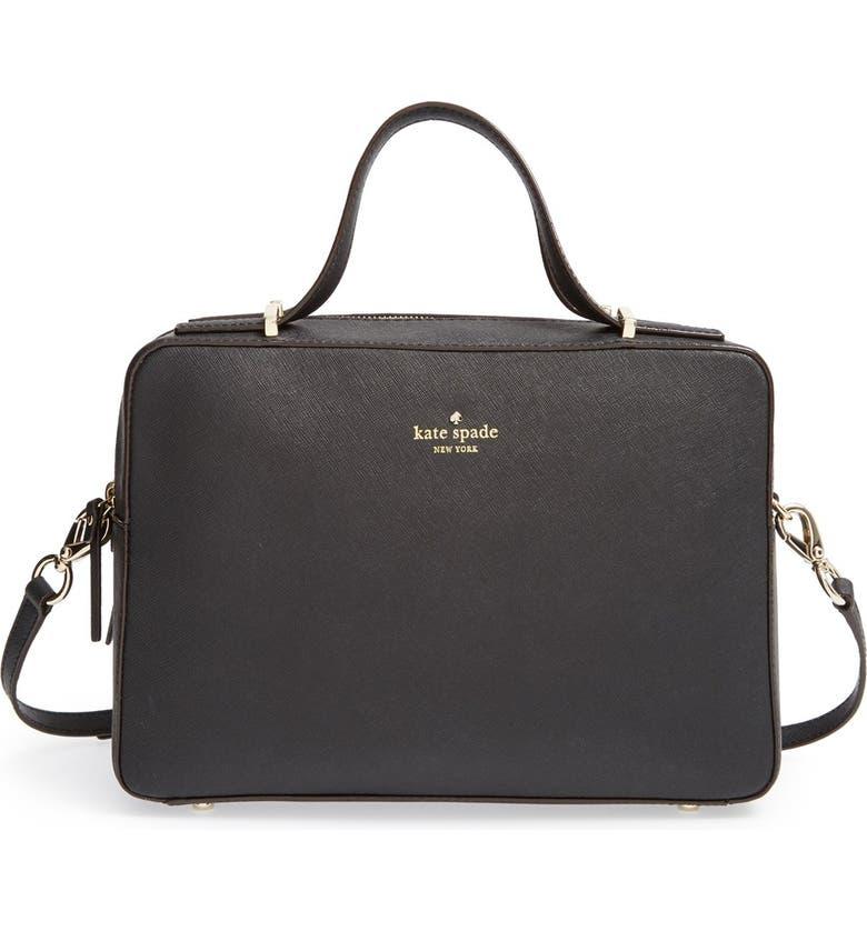KATE SPADE NEW YORK 'cedar street - joyce' crossbody bag, Main, color, 001