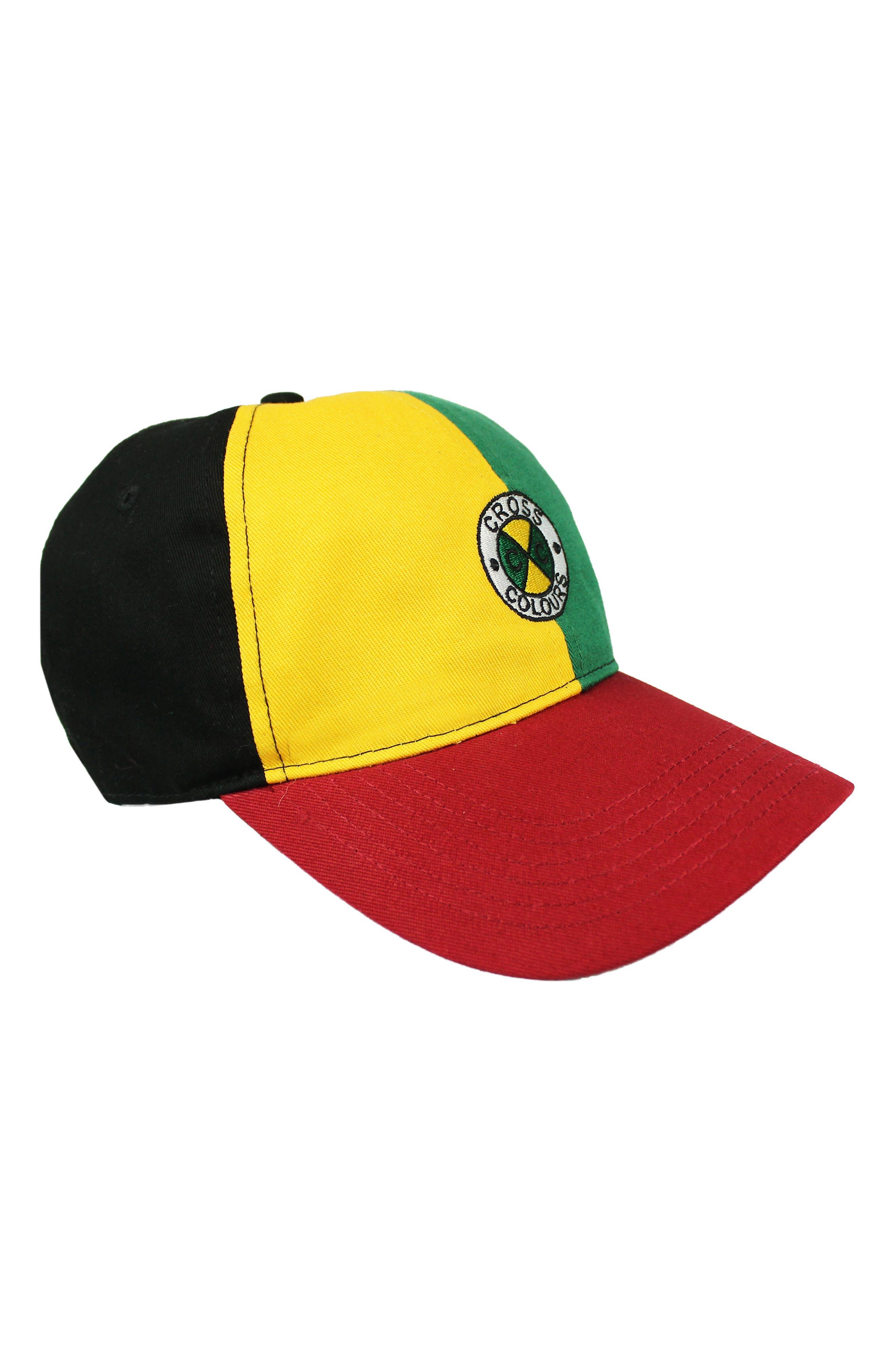 Colorblock Dad Hat