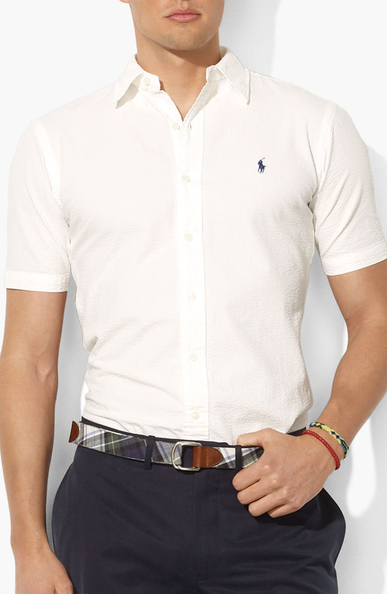 Polo Ralph Lauren Classic Fit Sport Shirt Nordstrom