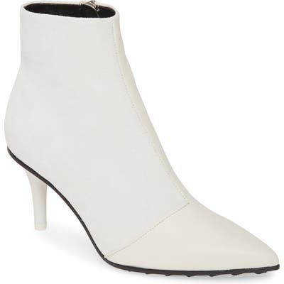 Rag & Bone Beha Pointed Toe Bootie - White