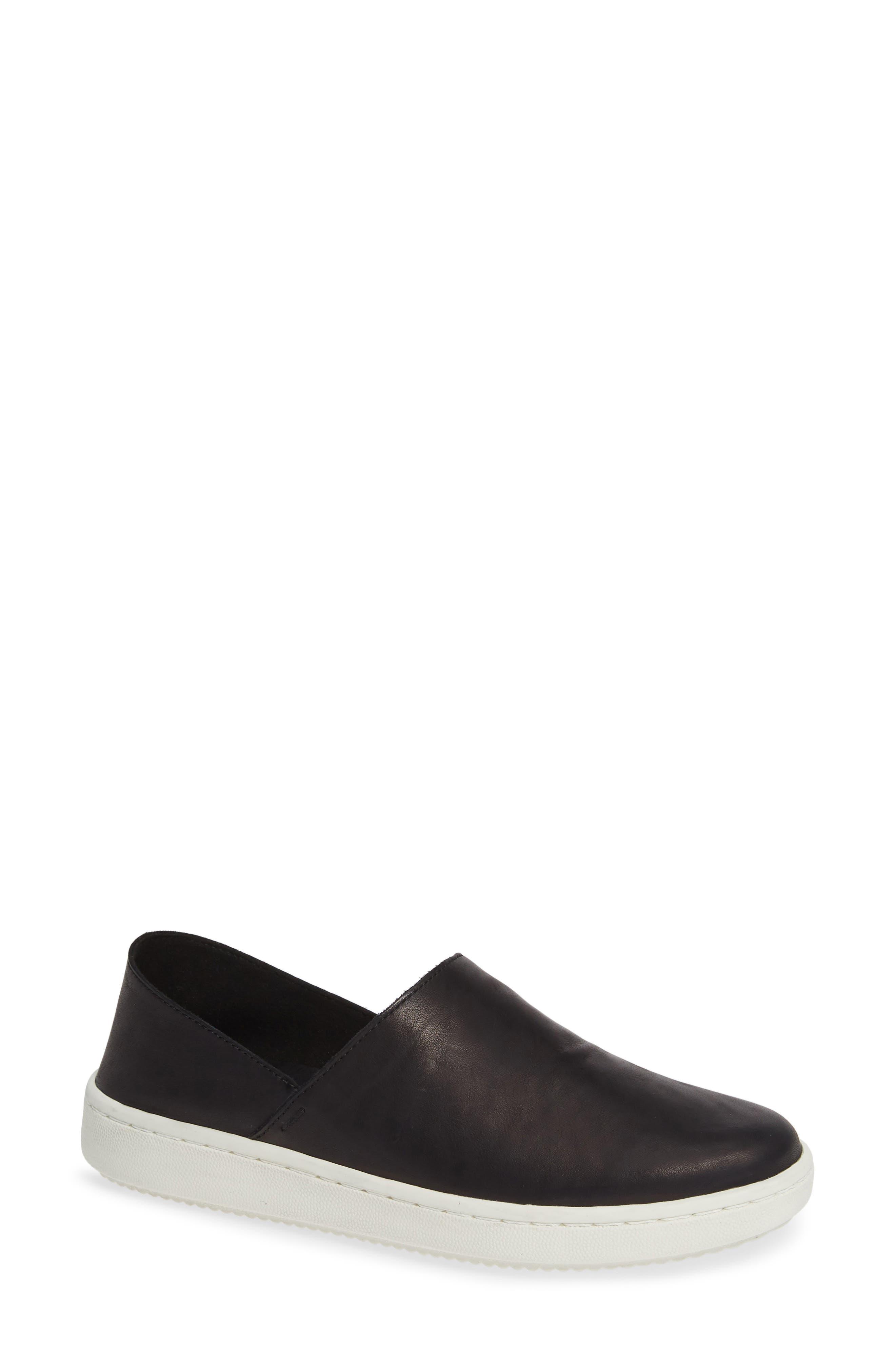 Eileen Fisher Panda Ii Slip-On Sneaker, Black