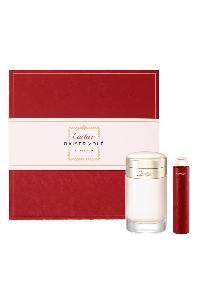 CARTIER Baiser Volé Eau de Parfum Set, Main, color, 000