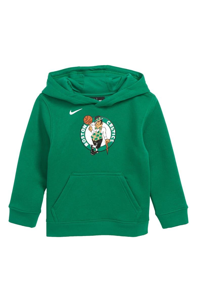 quite nice 6f36d 3fb18 Nike Boston Celtics Hoodie (Toddler Boys) | Nordstrom