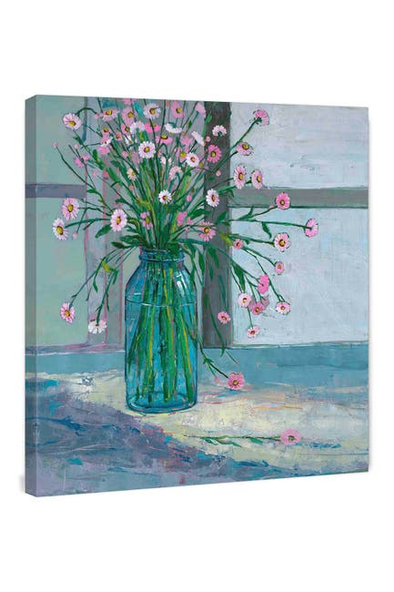 """Image of Marmont Hill Inc. Chroma Moments I Painting Print on Wrapped Canvas - 32"""" x 32"""""""