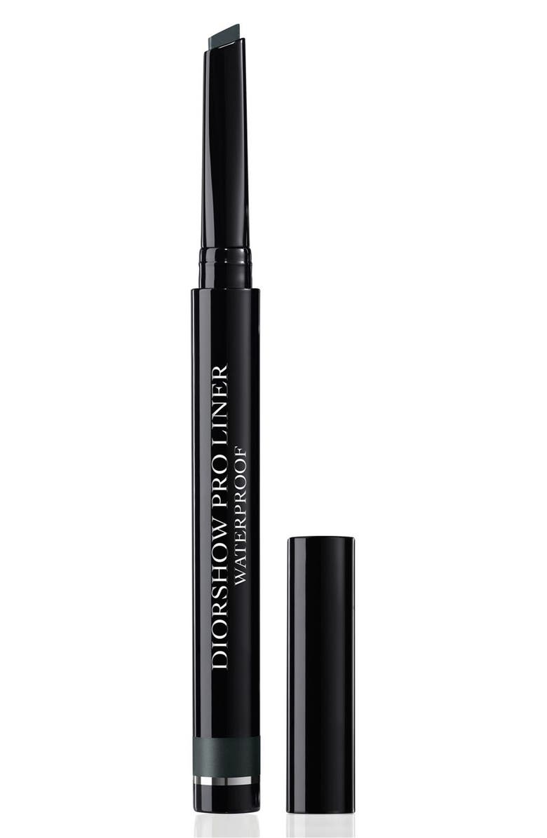 DIOR Diorshow Waterproof Pro Liner, Main, color, 082 PRO ANTHRACITE