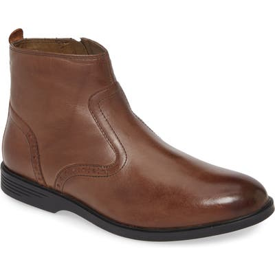 Hush Puppies Shepsky Zip Boot, Brown