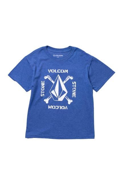 Image of Volcom Mutinystone By Graphic T-Shirt