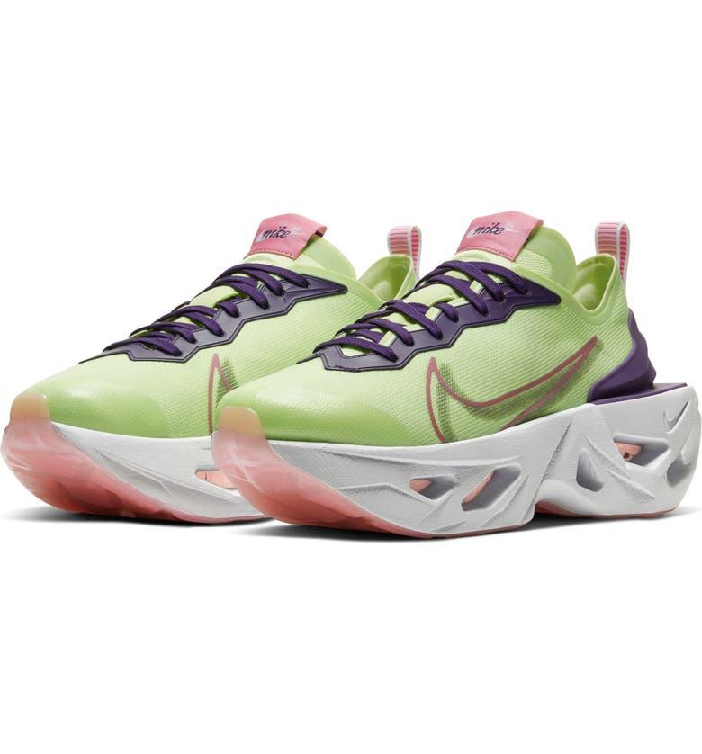 NIKE Zoom X Vista Grind Sneaker, Main, color, BARELY VOLT/ MAGIC FLAMINGO