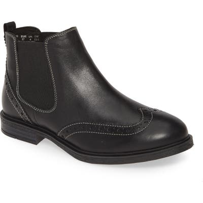 Hush Puppies Bailey Chelsea Boot, Black