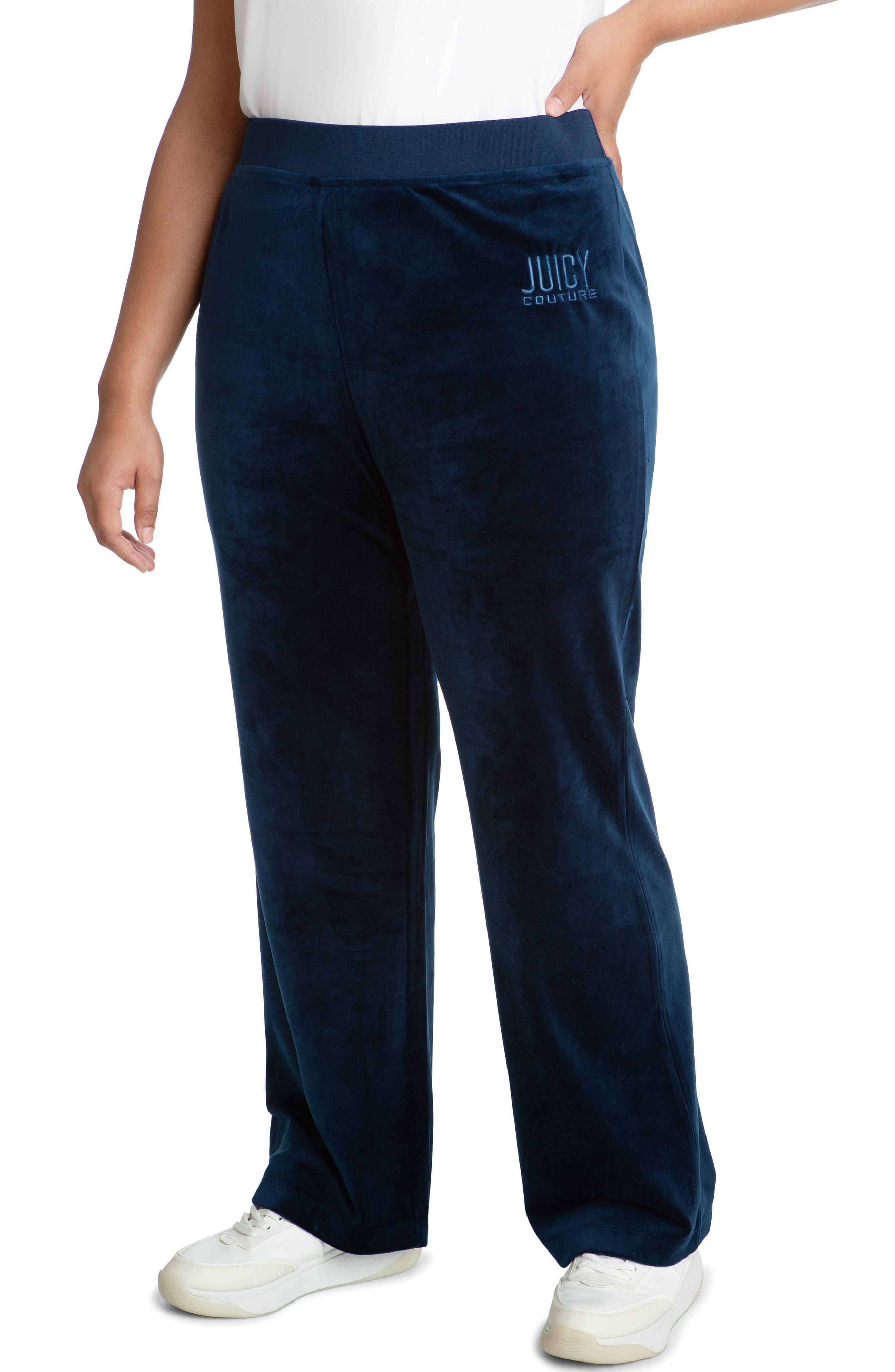 Classic Velour Track Pants