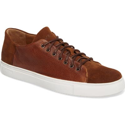 Blackstone Om 58 Sneaker - Brown