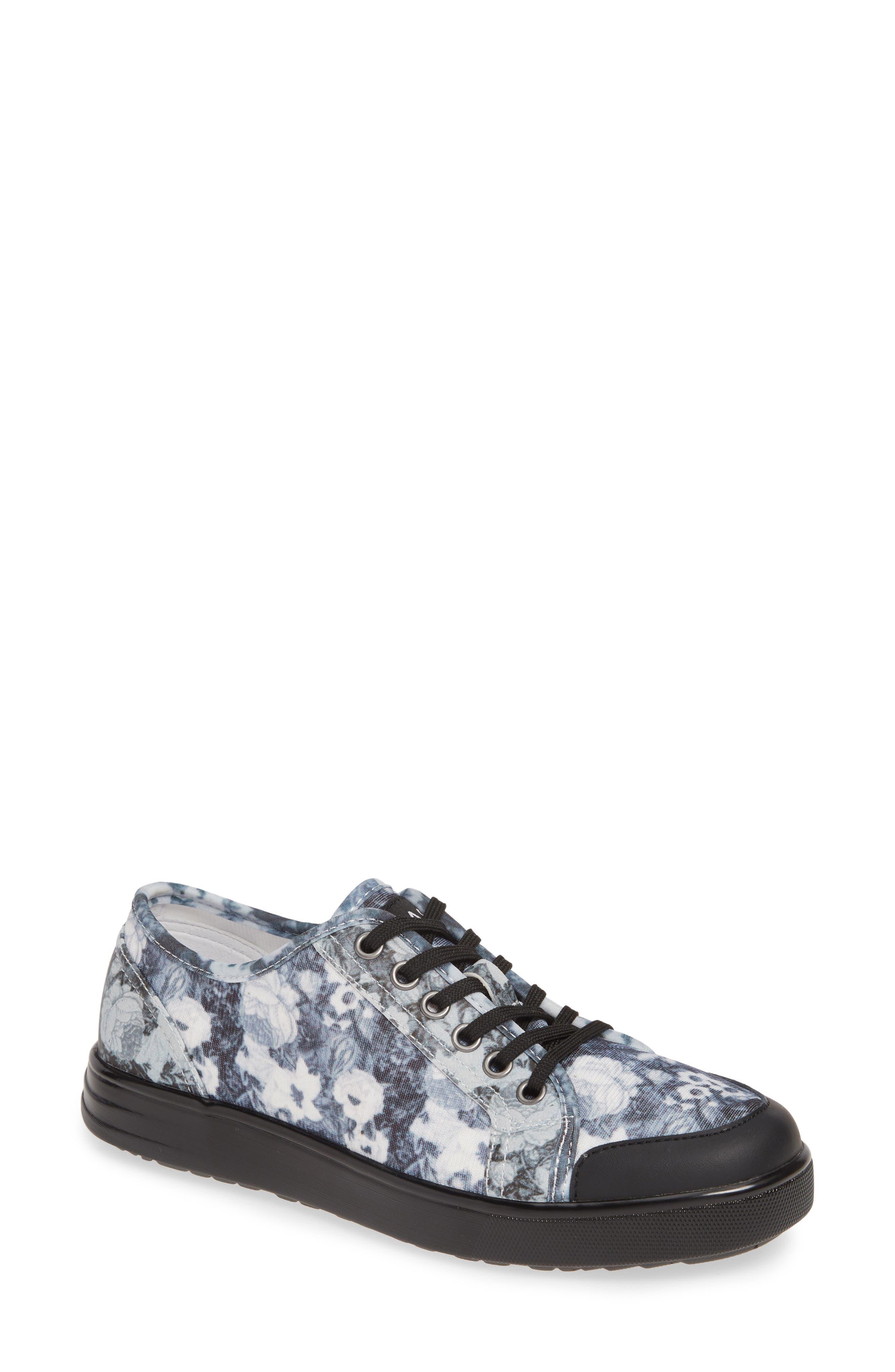 Alegria Sneaq Sneaker, Grey