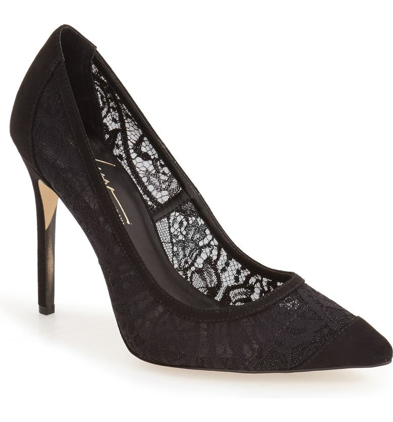 DAYA by Zendaya 'Annabelle' Pointy Toe Pump, Main, color, 008