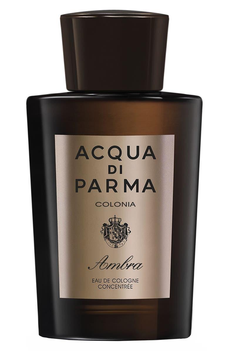 ACQUA DI PARMA Ingredient Collection - Colonia Ambra Fragrance, Main, color, 000