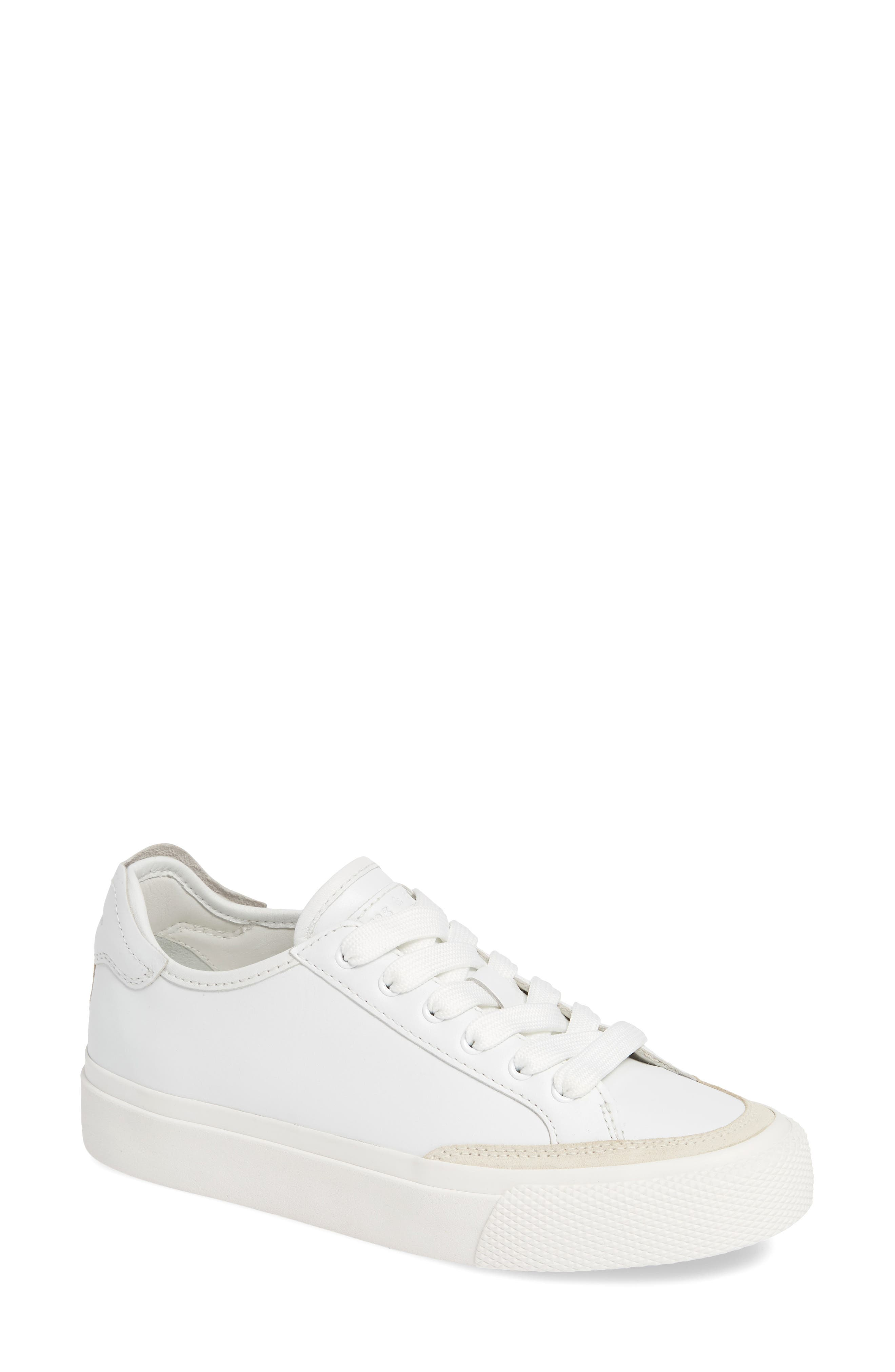 Rag & Bone Army Low Top Sneaker - White
