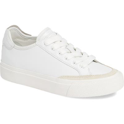 Rag & Bone Army Low Top Sneaker - White